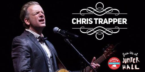 Chris Trapper in Concert at Jupiter Hall