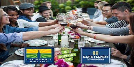 2020 California Wine Fair tickets