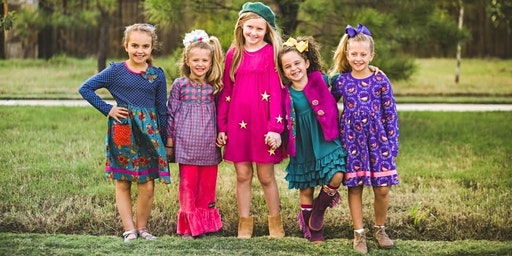 Trunk Show w/Matilda Jane Kids Boutique Clothing (Perkins/Highland)