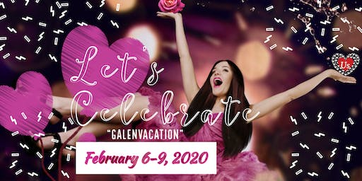"GaLenVacation ""Shake Off The V-Day Blues 2020"""