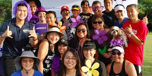 Mahalo Party - Maui Walk to End Alzheimer's