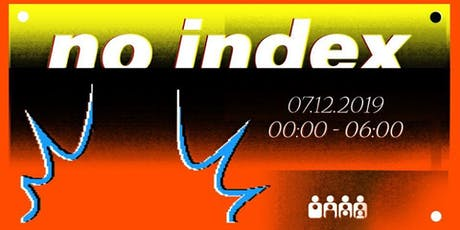 No Index at POING Rotterdam tickets