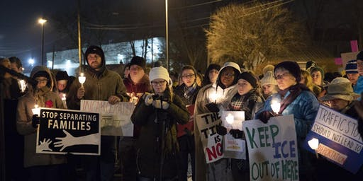 International Human Rights Day Vigil: Dignity and Justice for Immigrants