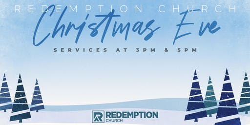 2019 Christmas Eve at Redemption Church