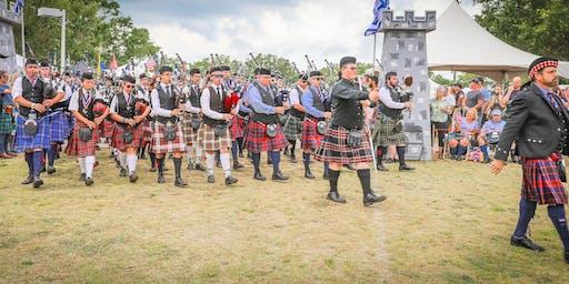 54th Annual Dunedin Highland Games & Festival