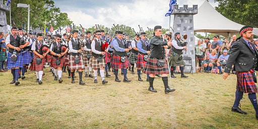 54th Annual Dunedin Highland Games & Festival