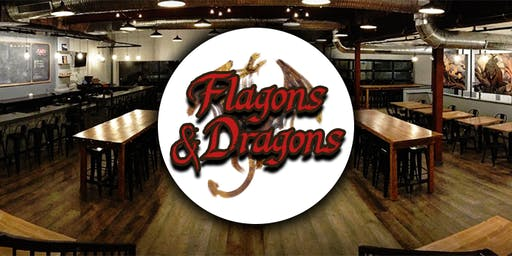 Join us for an evening of table top role playing games! Dungeons & Dragons