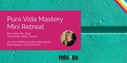 Pura Vida Mastery Mini Retreat