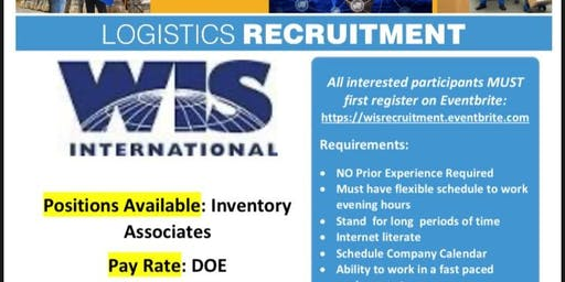 WIS Recruitment