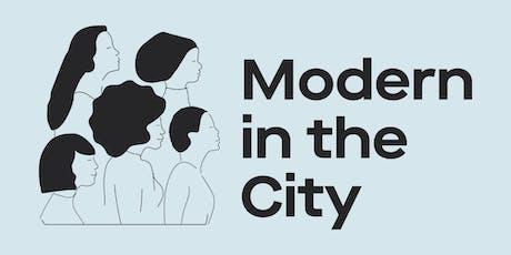 Modern in the City — Atlanta tickets