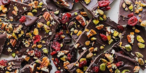 Dark Chocolate Bark at  9900