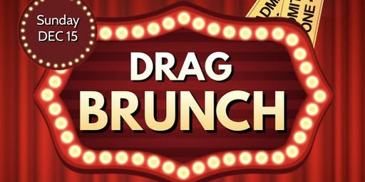 Holiday Pop Up Drag Brunch and Show