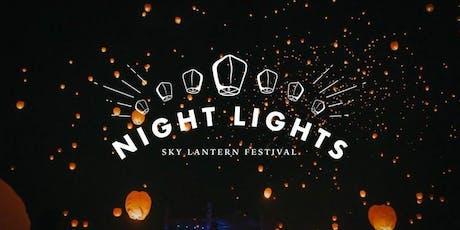 Night Lights: Sky Lantern Festival - Auto City Speedway tickets