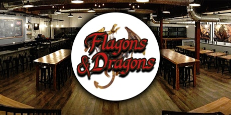 Flagons & Dragons Monthly Game Night tickets