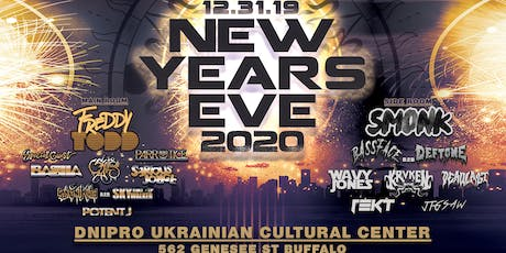 BASS TERMINAL PRESENTS: NEW YEARS EVE tickets