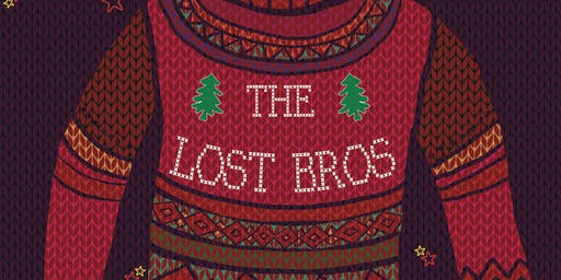 The Lost Bros 2019 Ugly Christmas Sweater Party