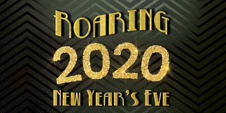 Roaring 20s New Year's Eve @ Blackfinn DC tickets