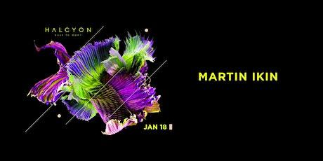Martin Ikin tickets