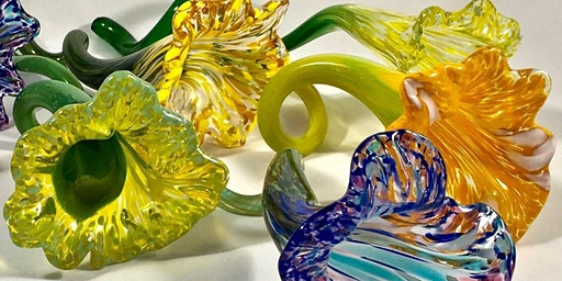 Make Your Own Glass Flower - March 21 - SOLD OUT