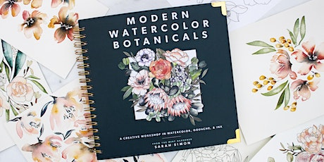 Watercolor Workshop with TheMintGardener x Twig & Vine in Mt Vernon, WA tickets