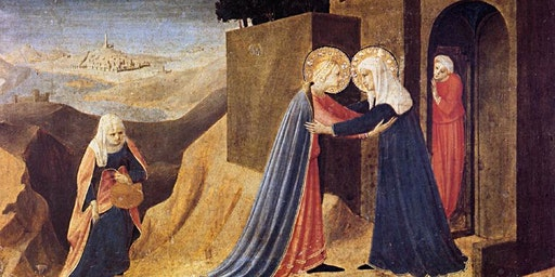 Advent Retreat - Mary's Mission: A Meditation on The Visitation