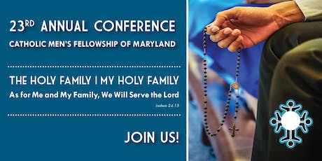 Catholic Men's Fellowship of Maryland Annual Conference 2020 tickets