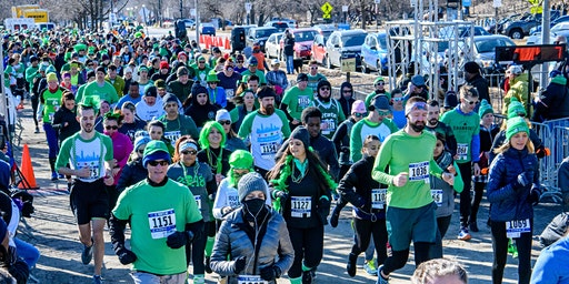 2020 St. Paddy's Day 5K & 8K Run/Walk
