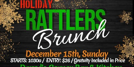 Rattlers Holiday Brunch tickets
