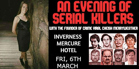 An Evening of Serial Killer tickets