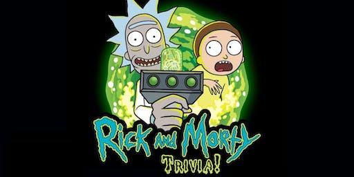 Rick and Morty Trivia!