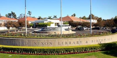 Richard Nixon Presidential Library Tour