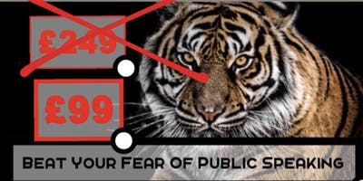 Beat Your Fear Of Public Speaking