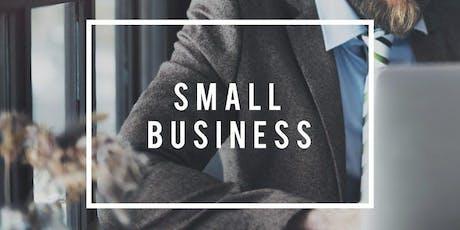【12/11】 7PM【  投资知识分享会】中小企业融资市场和投资机会 及年底省税规划 tickets