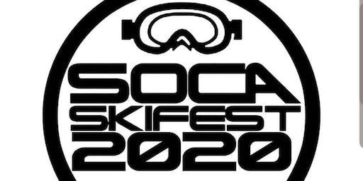 SOCASKIFEST 2020 WEEKEND GETAWAY