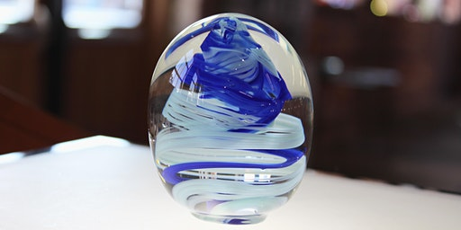 Make Your Own Glass Egg - April 18