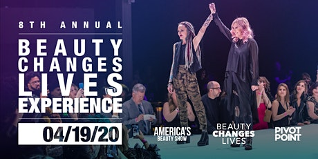 Beauty Changes Lives Experience 2020 tickets