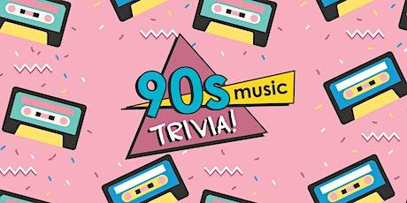 90s Music Trivia! tickets
