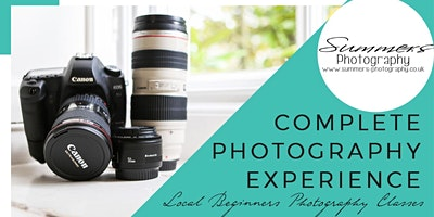 Complete Photography Experience March 2020 Easthampstead Park
