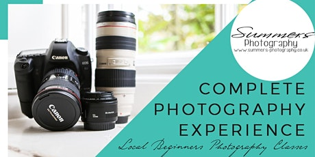 Complete Photography Experience March 2020 Easthampstead Park tickets