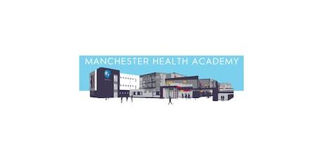 Health Academy MACFEST day - open afternoon tickets