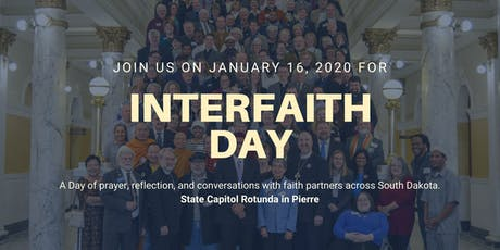Third Annual South Dakota Interfaith Day tickets