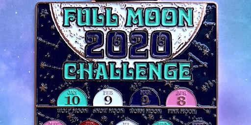 2020 Full Moon Running and Walking Challenge – Tulsa