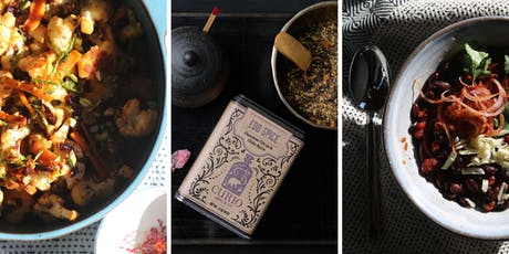 Master Class: Claire Cheney of Curio Spice Co.  tickets