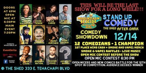 Alex Valencia's Superstar Comedy Competition
