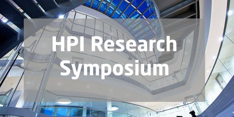 HPI Research Symposium  tickets