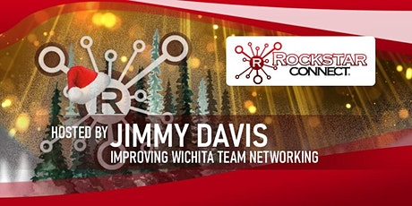 Free Improving Wichita Team Networking powered by Rockstar Connect Event tickets