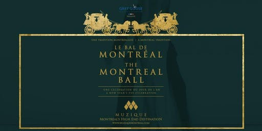 The Montreal Ball - New Years Eve at Muzique