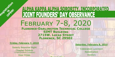 South Atlantic Cluster VII Joint Founders Day