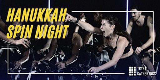 Hanukkah Spin Night - Boston