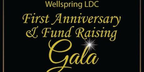 Wellspring LDC First Anniversary & Fundraising Gala tickets